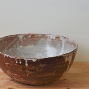 Saladier (1) - Cirrus - Margaux ceramics
