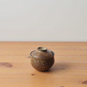 Gaïwan 03 - Fuilet cendres - Margaux Ceramics
