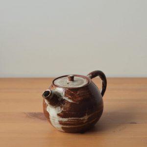 Théière Septembre - 01 - Fuilet - Margaux Ceramics