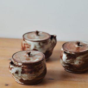 Hohin - série 1 - groupe - Margaux Ceramics