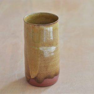 Vase Or - Margaux Ceramics